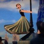 Anna pole dancing