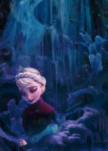 Elsa Heaven Knows Let it Go
