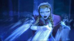 Anna heart freezes shrapnel