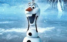 Olaf gasps 1
