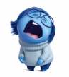 Sadness for Elsa hugging Anna