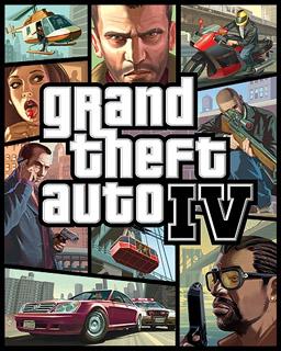 GTA 4 Cover1