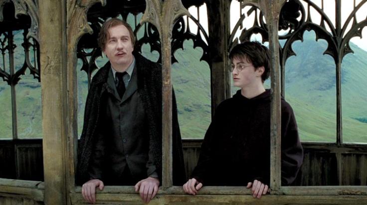 Remus and Harry Bridge 1