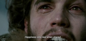 Happiness lone